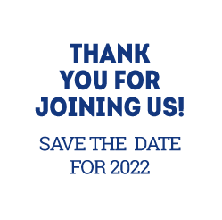 Save the Date for 2022
